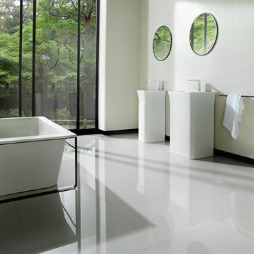 KRION® collections de salles de bains