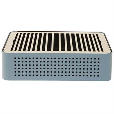 Barbecue portable à charbon Mon Oncle / 44 x 32 cm