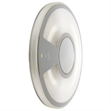 Applique Lightdisc / Plafonnier - Ø 32 cm - Luceplan Transparent