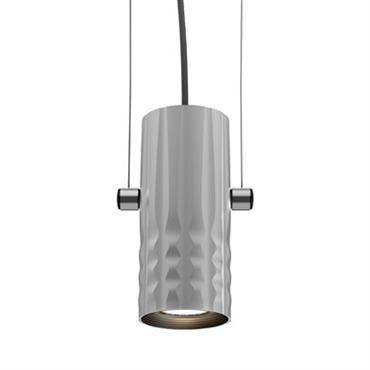 Suspension Fiamma / LED - Ø 6 cm - Artemide Gris métallisé