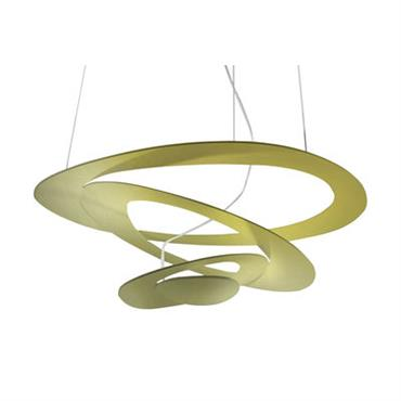 Suspension Pirce Mini LED / Ø 69 cm - Artemide or en métal