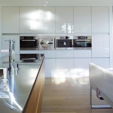Cuisine Contemporaine : Aménagement et photos de cuisines design ...