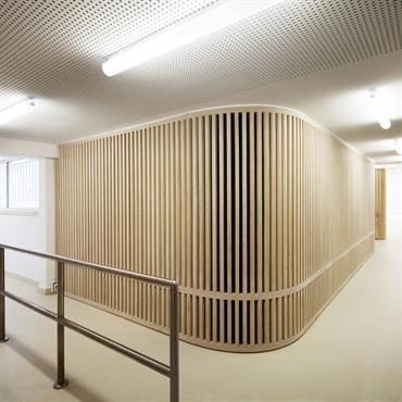 Des couloirs design