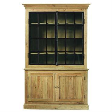 Vous appréciez les beaux meubles en bois style classique avec un brin d'originalité ? Le bahut Atelier est fait pour vous.