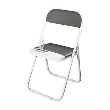 Chaise enfant Seletti design Cool grey 10C en Matière plastique. Dimensions : L 33 cm x H 56 cm - Assise H 31 cm. Seletti a l´honneur de vous annoncer ...