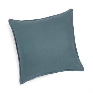 Simple et moelleux, ce coussin en lin lavé bleu pétrole vous invitera à la détente et ajoutera une touche de couleur à votre pièce. Ce coussin bleu sera idéal pour ...