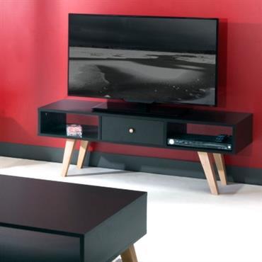 Meuble TV pieds inclinés Montcel