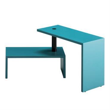 Table basse Basello modulable / 2 éléments - H 45 cm