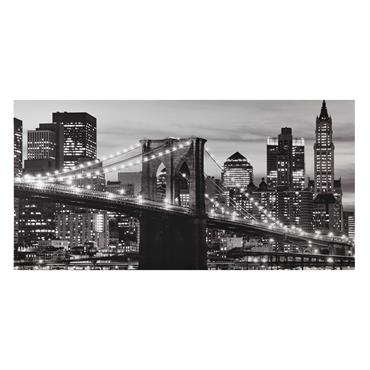 Toile lumineuse 100 x 200 cm BROOKLYN LIGHT