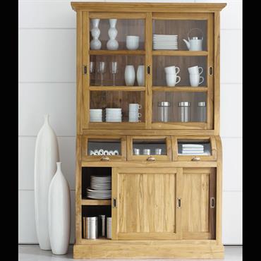 Vous aimez les beaux meubles modernes ? Découvrez le vaisselier Amsterdam qui allie la beauté du mobilier en bois et les grands espaces de rangement. Ce buffet bahut se compose ...
