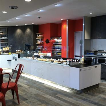 Commerces design et contemporains id e d co et am nagement commerces design e - Idee deco boulangerie ...