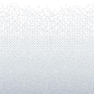 Papier peint Modular / 2 lés - Bien Fait blanc