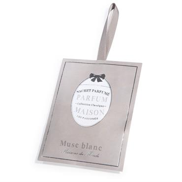 Sachet parfumé musc blanc