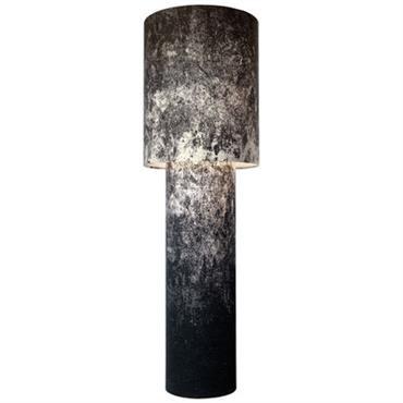 Lampadaire Pipe Grande H 183 cm - Diesel with Foscarini noir en tissu