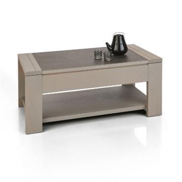 Table basse relevable Merlin
