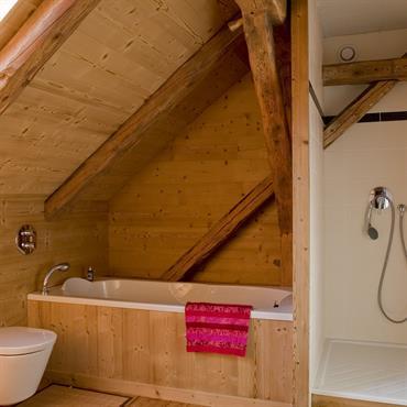 salles de bain Chalets Idée déco et aménagement salles de ...
