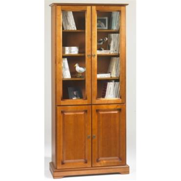 Bibliothèque Florac 4 portes