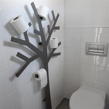 Awesome d co toilettes zen pictures for Idee deco wc zen
