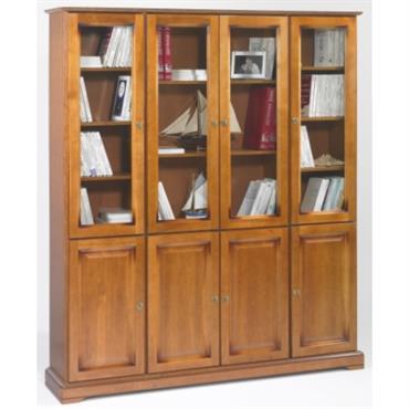 Bibliothèque Florac 8 portes