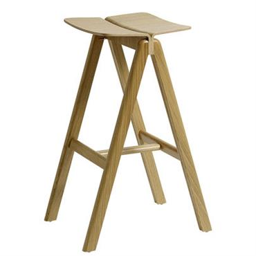 Tabouret de bar Copenhague / H 75 cm