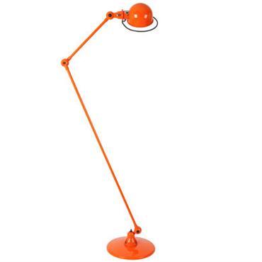 Lampadaire Loft / 2 bras articulés - H max 160 cm