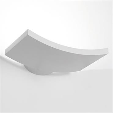 Applique Microsurf LED - Artemide blanc en métal