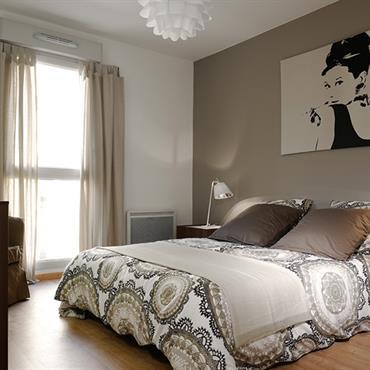 Des exemples de chambres tr s d co pour faire cohabiter deux enfants dans un - Chambre a coucher petite surface ...