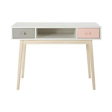 Bureau vintage blanc Blush