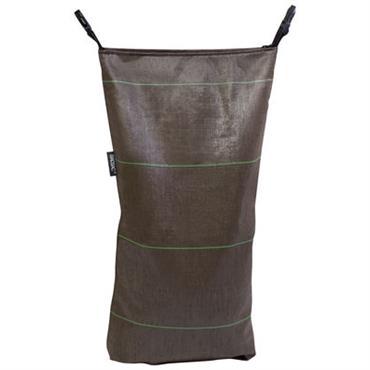Composteur Large 80L / Sac à compost - Bacsac marron en tissu