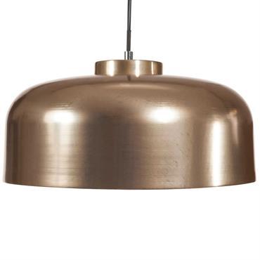 Suspension en métal doré D 35 cm GOLDRUSH