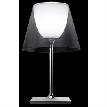 Lampe de table K Tribe T2 - Flos transparent en métal