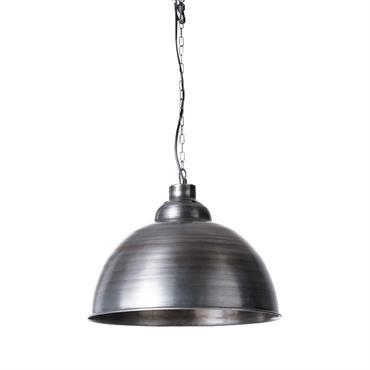 Suspension en métal brossé D 38 cm FACTORY