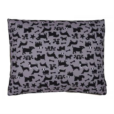 Coussin pour chien - The dog band