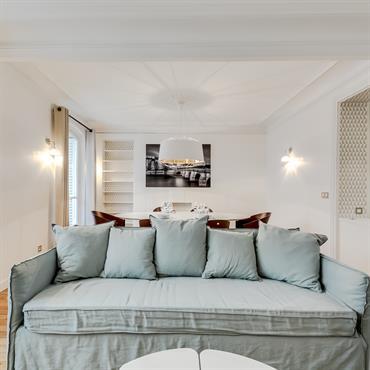 pi ces vivre classiques id e d co et am nagement pi ces vivre classiques domozoom. Black Bedroom Furniture Sets. Home Design Ideas