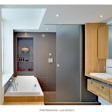 Réaménagement d'une maison individuelle