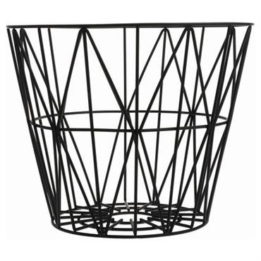 Corbeille Wire Medium / Ø 50 x H 40 cm