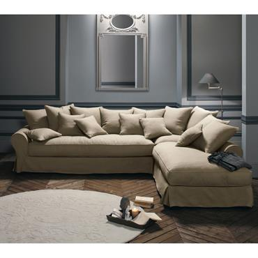 Vous recherchez un grand canapé capable d'accueillir vos nombreux convives ?