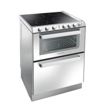 Lave-vaisselle combiné cuisson ROSIERES TRV60RB