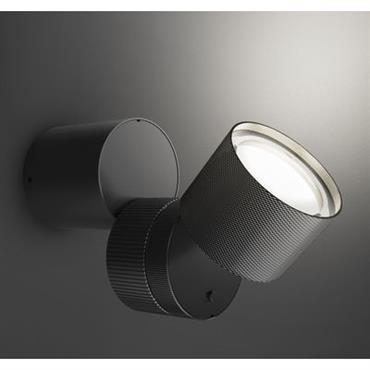 Applique Objective LED - Artemide Noir en Métal