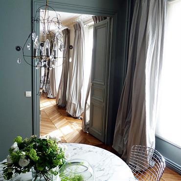 Appartement classique avec touche de modernité
