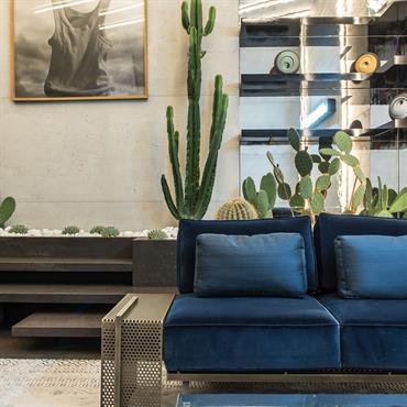 Salon Moderne : Aménagement Et Décoration – Domozoom