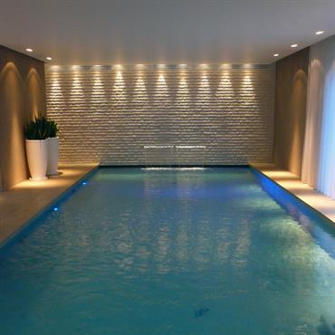 Piscines design et contemporaines id e d co et am nagement for Deco piscine design
