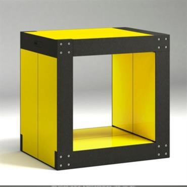 Table dappoint noire 4 Lems