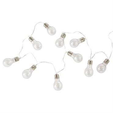 Guirlande lumineuse 10 ampoules L135