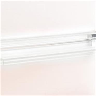Etagère Shelfish / L 45 cm - Kartell cristal en matière plastique