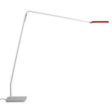 Lampadaire 90° / LED - Artemide blanc