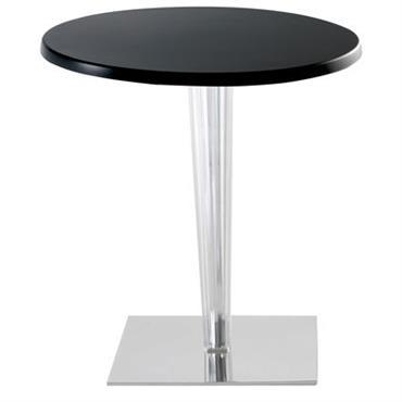Table de jardin Top Top - Contract outdoor / Ø 70 cm