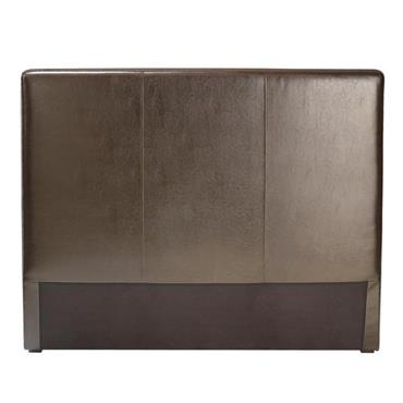 La tête de lit marron Sellier convient à tous les types d'intérieur, de la déco chambre moderne à une décoration d'inspiration ethnique. Cette tête de lit PVC aspect cuir donnera ...