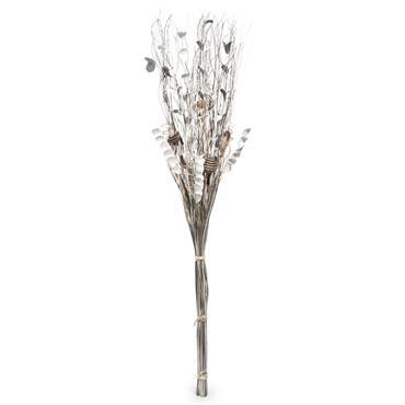 Bouquet de fleurs séchées H 150 cm