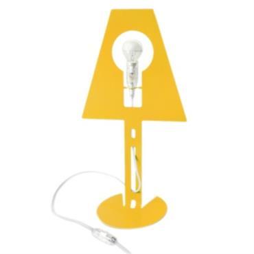 Lampe design 2D 2Plis